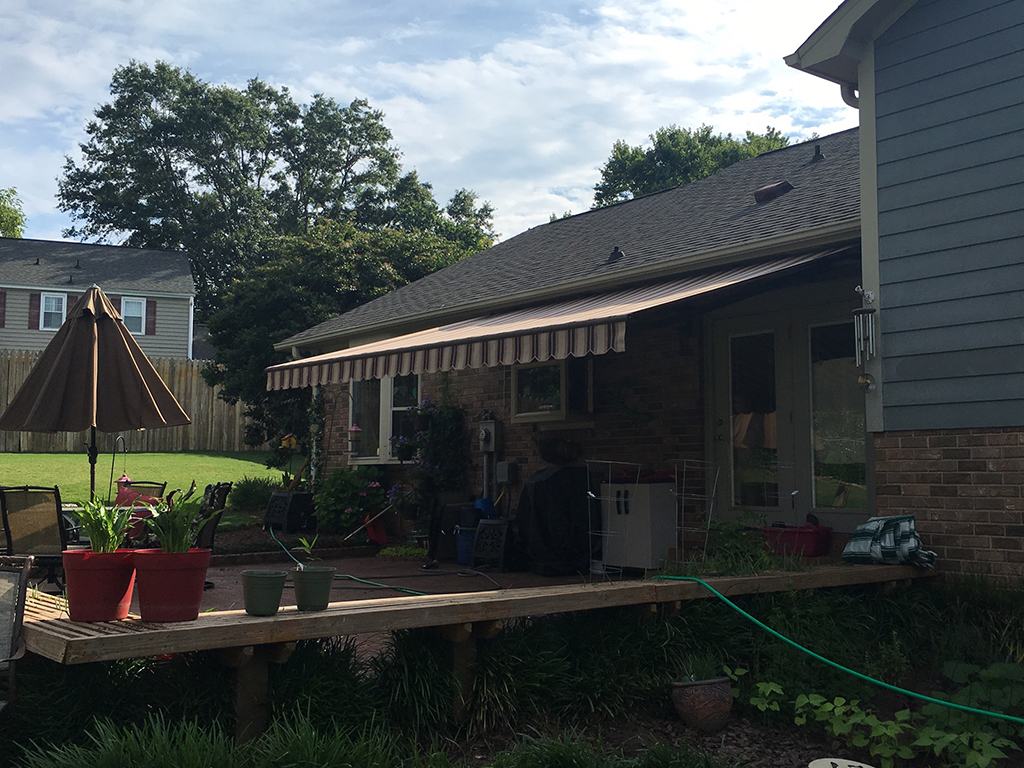 Retractable | Anderson Awning & Canvas Products