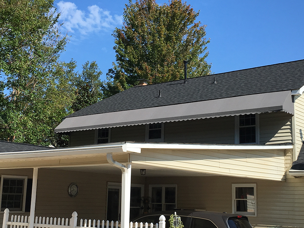 Soffit | Anderson Awning & Canvas Products